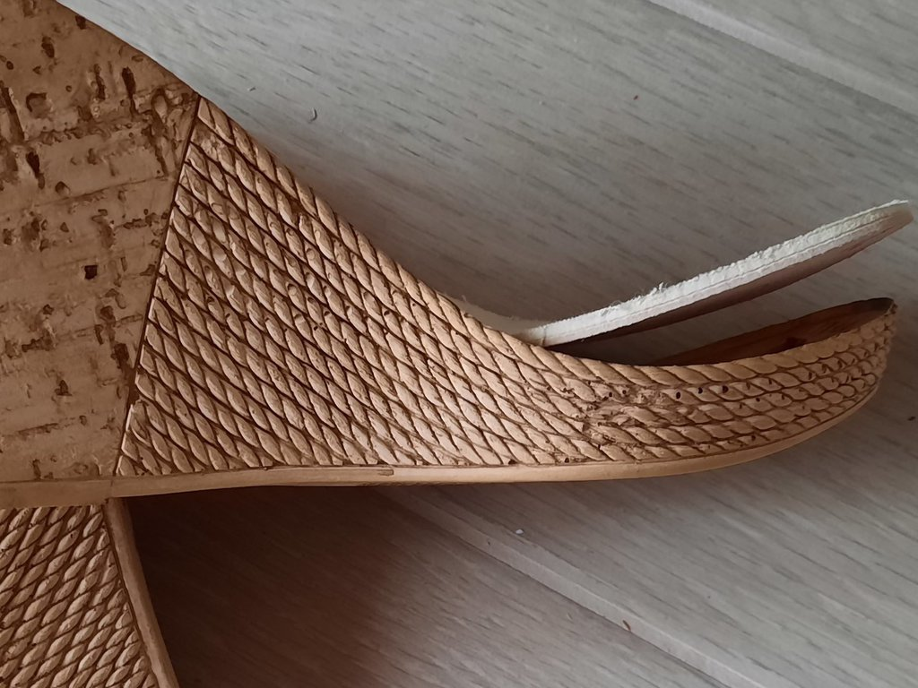 Suola modello Tisa  n 40  cm 25,5