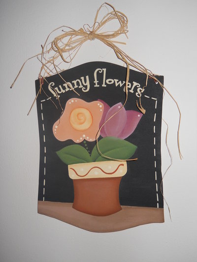 Funny flowers