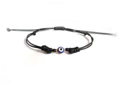 Bracciale uomo occhio turco,amuleto protezione, terzo occhio, braccialetto di protezione, gioielli greci, gioielli turchi, Mal de ojo