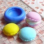 Stampo fimo macaron