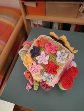 Cubo sensoriale handmade