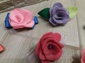 Spille con fiori