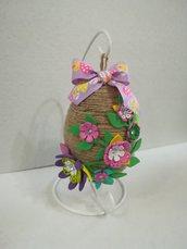 Uovo pasquale decorato
