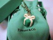 Collana 'Tiffany' pacchetto regalo