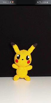 Pokémon amigrumi collection