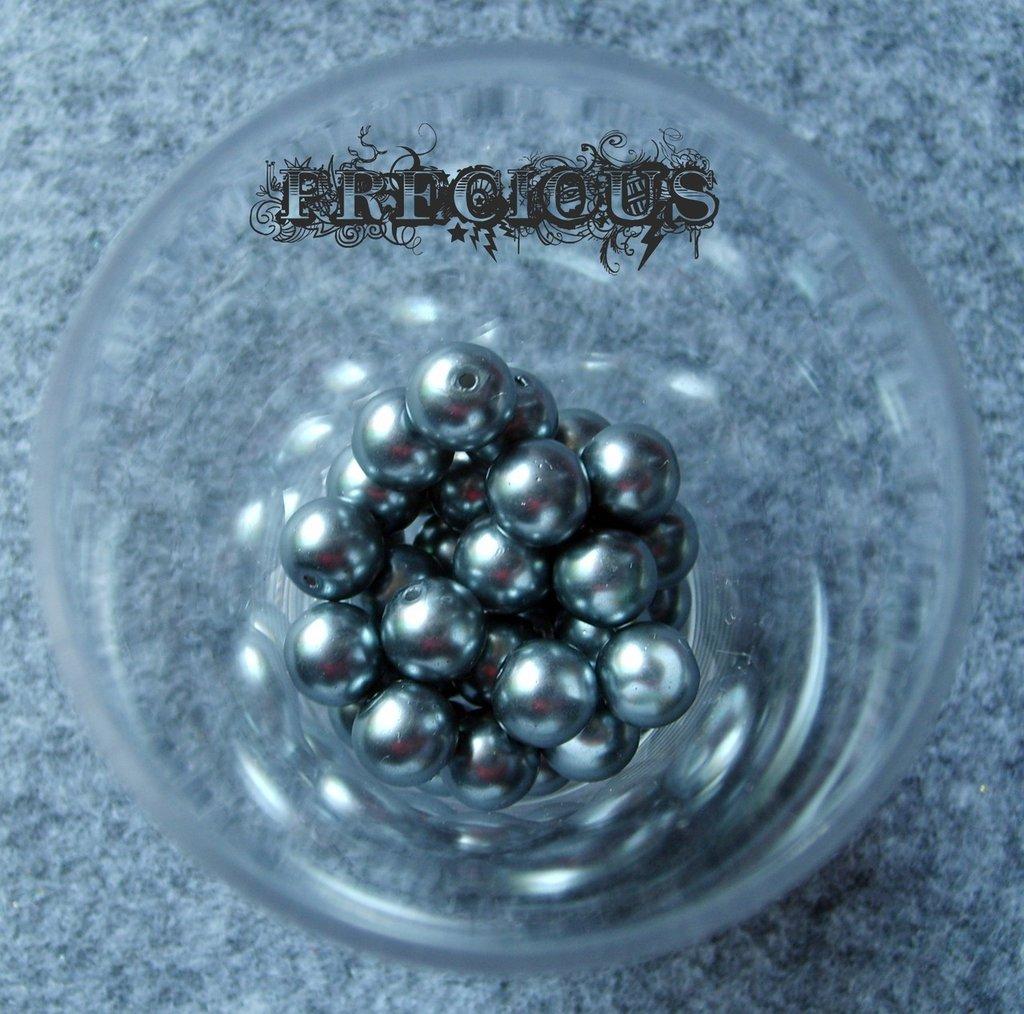30 perline cerate antracite