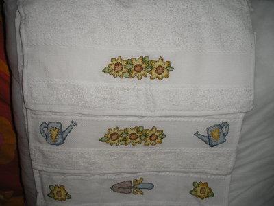 Set asciugamani per cucina