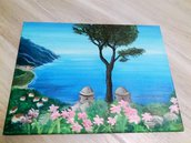 Quadro Costiera Amalfitana