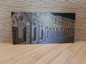 Quadro portici Cava de' Tirreni