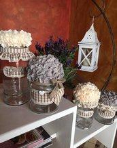 Vasetti floreali creativi