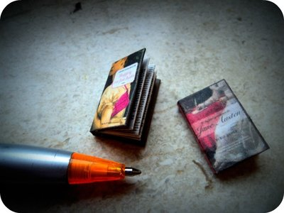 "Miniature - Libri su ""Jane Austen"""