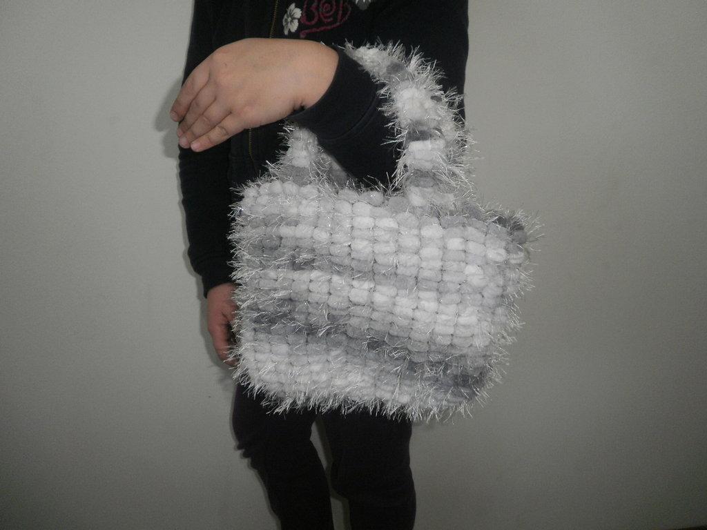 borsa in lana