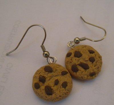orecchini biscotti