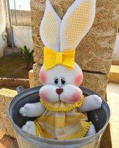 I coniglietti pasquali