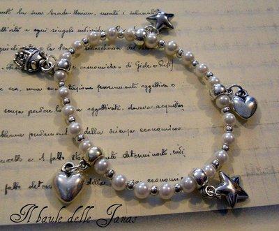 Bracciale perle.