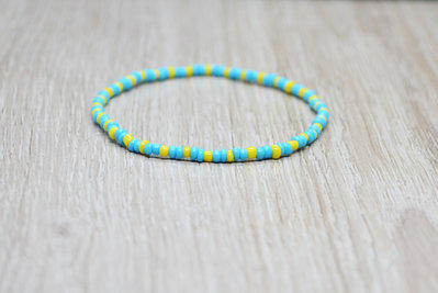 bracciale elastico perline nazione, bracciale bahamas, bracciale kazakistan