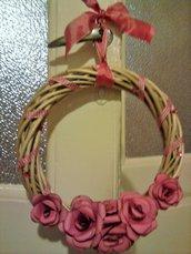 Fuoriporta primavera rosa