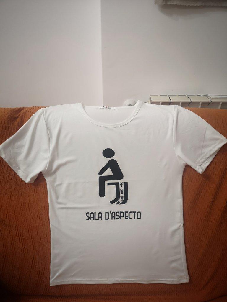 T-shirt personalizzata sfottó