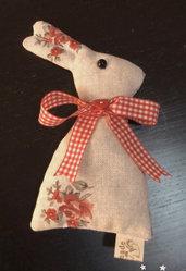 Coniglietto morbidoso pasquale