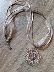 Collana wire personalizzata