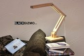 Wooden table Lamp DL013
