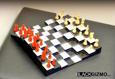 3D chessboard WG003