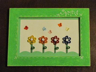 cornice happy spring