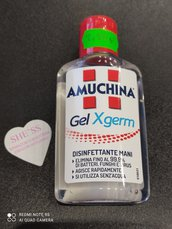 Amuchina gel 80ml