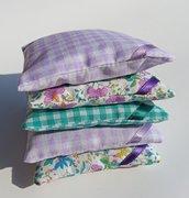 Lavanda in Sacchetti da appendere in cotone floreale