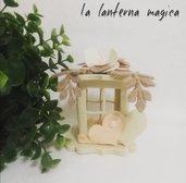 Lanterna decorazione bombonire la lanterna magica cerimonia festa giardino oggettistica