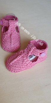 Scarpine sandaletti bebè