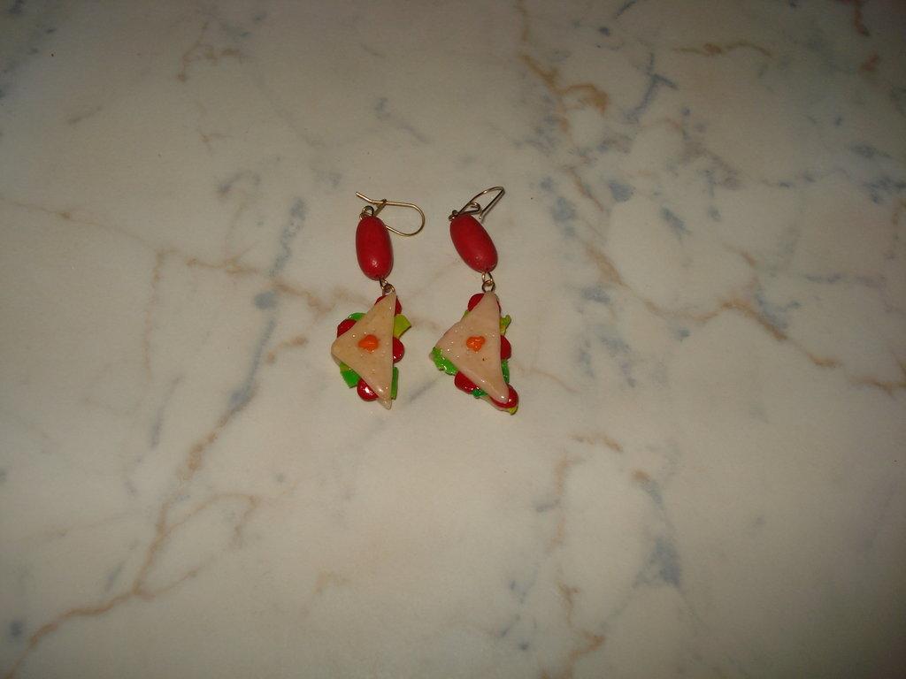 orecchini tramezzini
