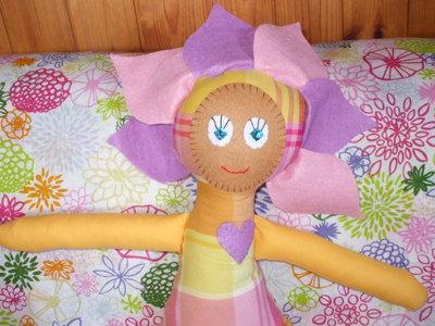 Bambola di Fiore