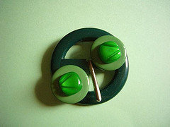Spilla bottoni vintage
