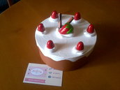 ✿ Scatola a Torta ✿