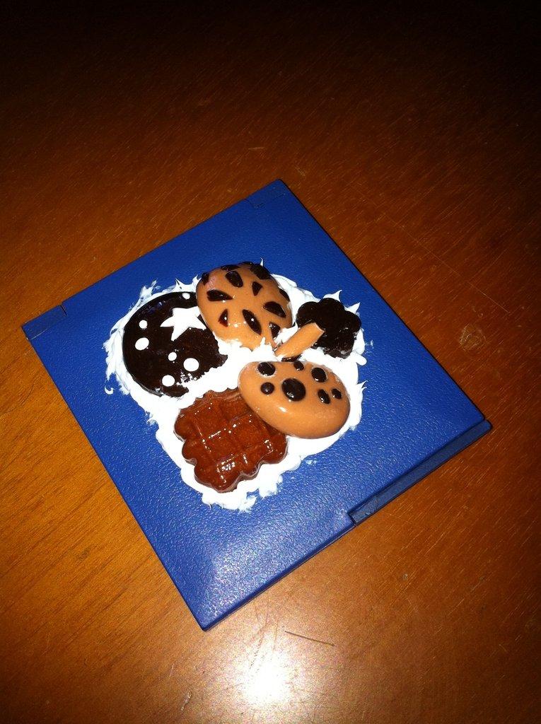 ✿ Specchietto Biscotti ✿