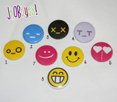 Pins tema EMOTICON