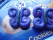 orecchini farfalla in fimo