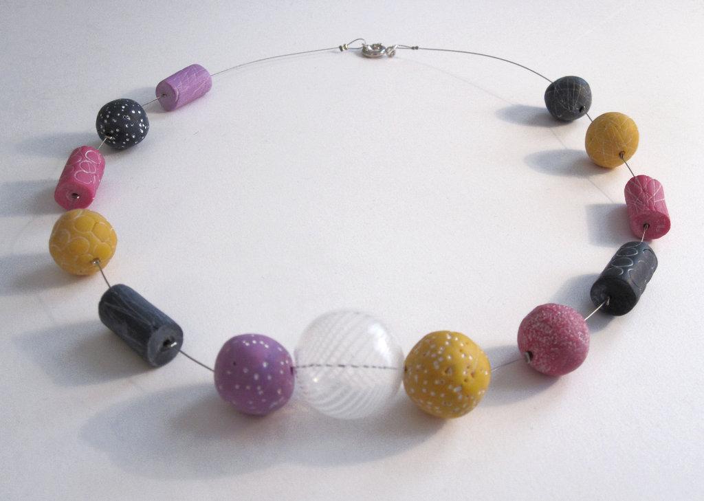 Collana etnica / Ethnic Necklaces