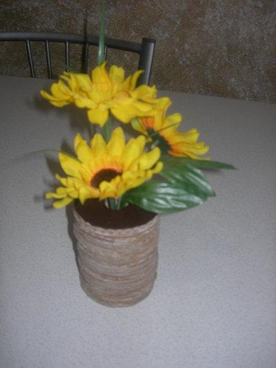 vaso in cartone