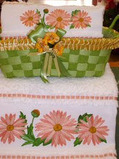 asciugamani +cesto