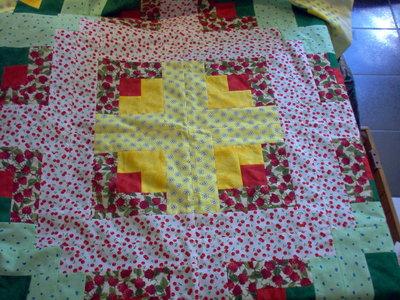 Tovaglia patchwork
