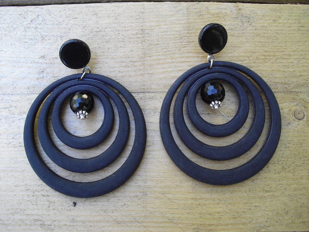 orecchini 60s