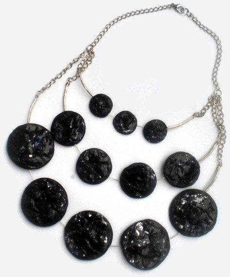 Moonstones collier