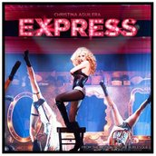 "Barbie ooak Aguilera ""Burlesque"" EXPRESS"