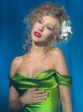 "Barbie ooak Aguilera ""Burlesque"" BOUND TO YOU"