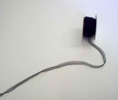 Rete metallica nera