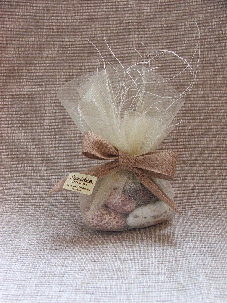 Segnaposto,sacchetto confetti,bomboniera