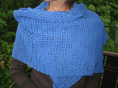 Stola in cotone