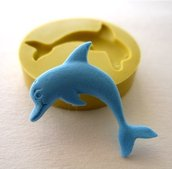 Stampo fimo delfino